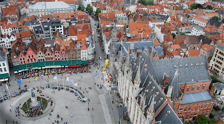 集市广场旅游图片