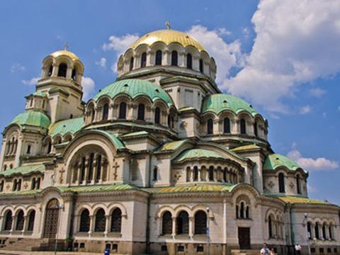 亚历山大·涅夫斯基大教堂旅游景点图片