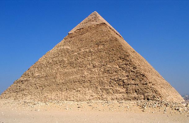 卡夫拉金字塔旅游图片