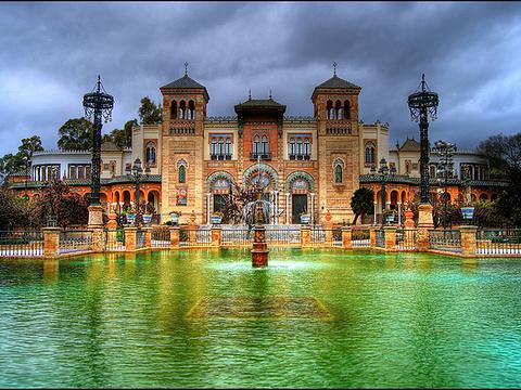塞维利亚艺术与传统博物馆旅游景点图片