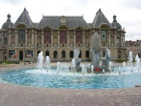 法国兰斯美术博物馆旅游景点图片