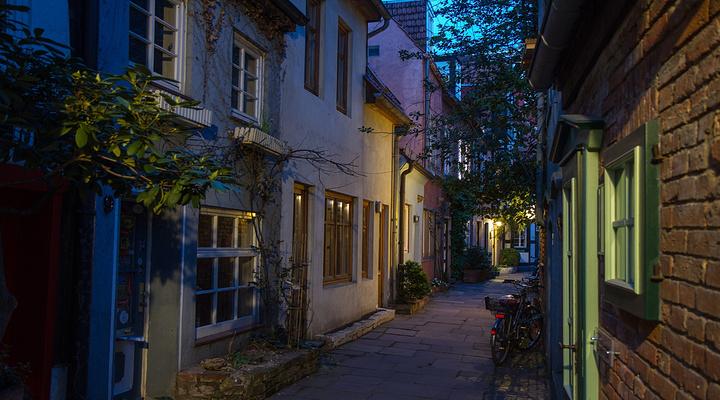 施诺尔街区旅游图片