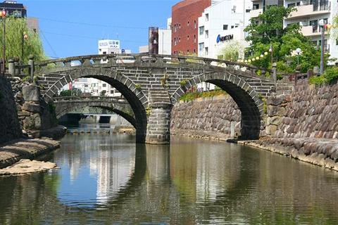 眼镜桥的图片