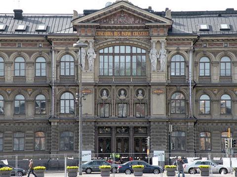 芬兰国家美术馆旅游景点图片