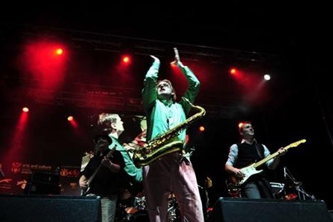 开普敦国际爵士音乐节