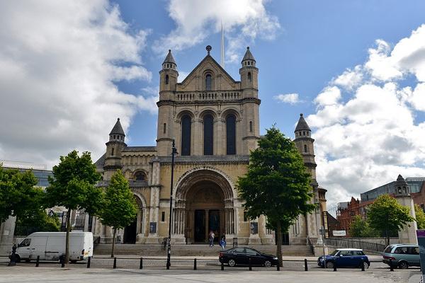 圣安妮大教堂旅游图片