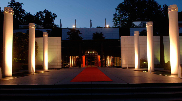 奥林匹克博物馆旅游图片
