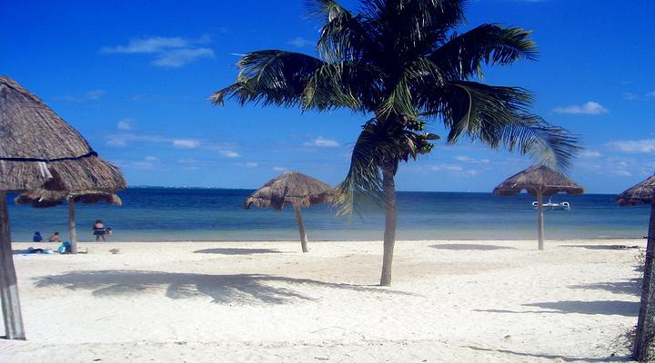 珍珠海滩旅游图片