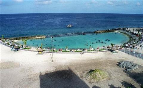 Artificial海滩的图片