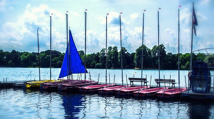 马斯湖旅游图片