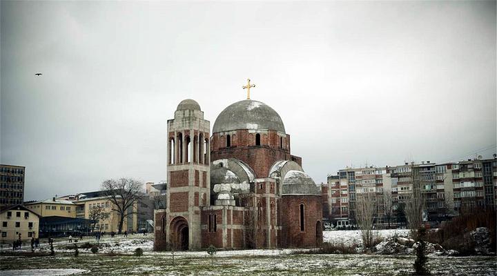 古老的教堂旅游图片