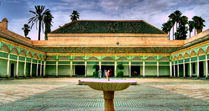 巴伊亚宫旅游图片