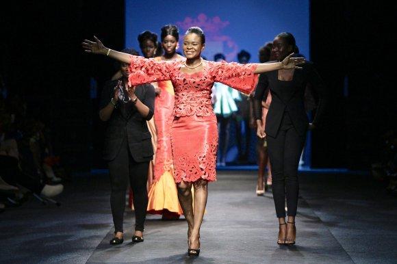 非洲国际时装周(African Fashion International)