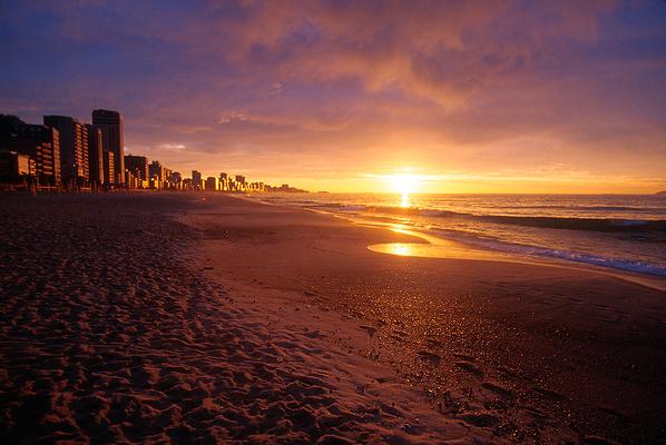 伊帕内玛海滩旅游图片