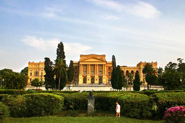 圣保罗皇宫博物馆旅游图片
