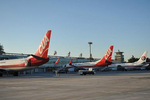 南苑机场的图片