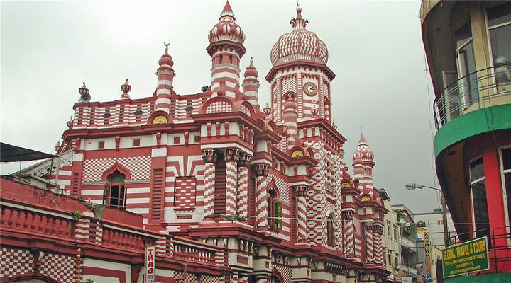 清真寺旅游图片