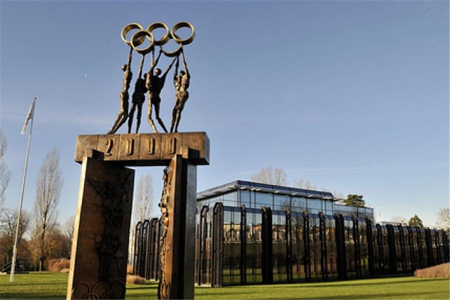 感受奥林匹克一日游