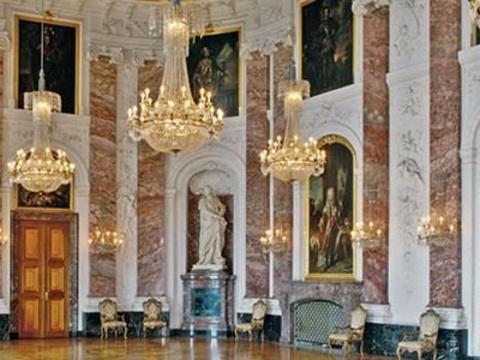 Schloss Mannheim旅游景点图片