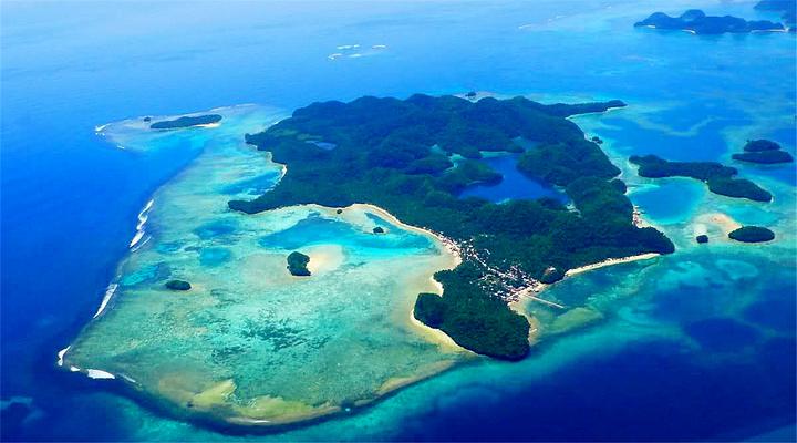 帕米拉坎岛旅游图片