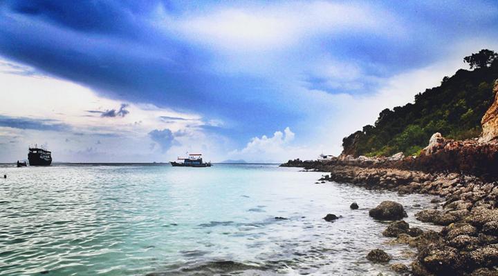 芭堤雅海滩旅游图片