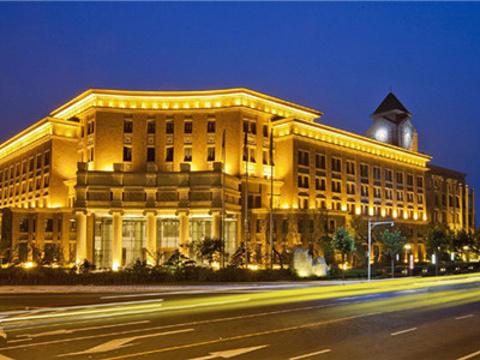 御豪汤山温泉国际酒店旅游景点图片