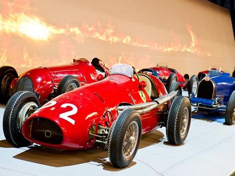 汽车博物馆旅游景点图片