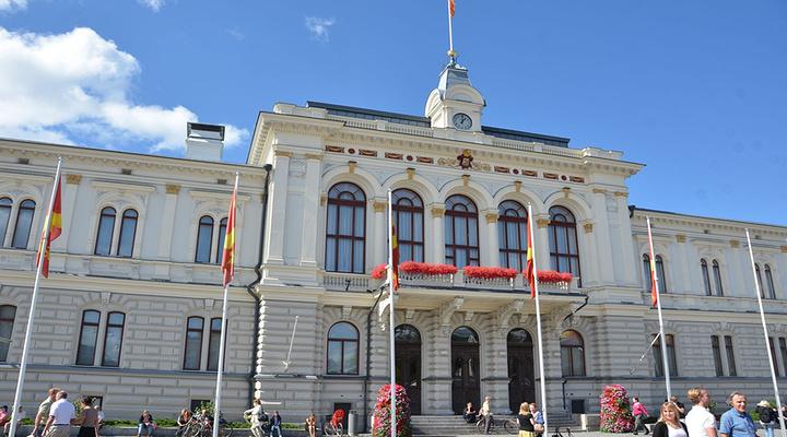 中心广场旅游图片