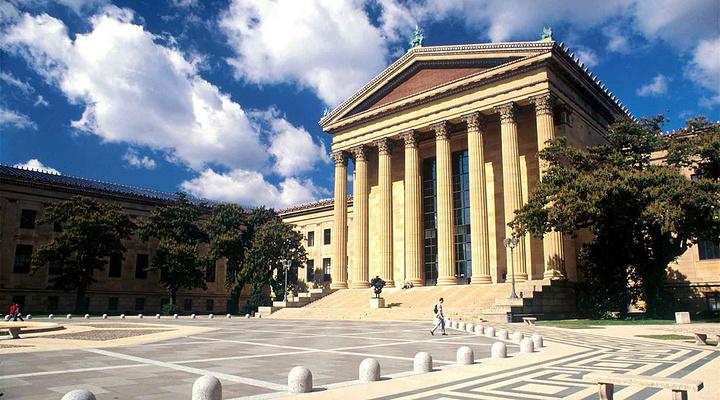 费城艺术博物馆旅游图片