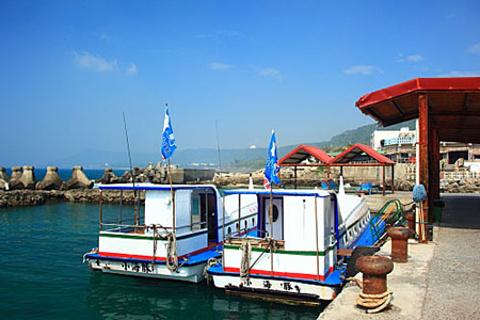红柴坑渔港