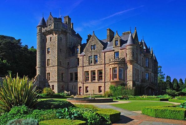 贝尔法斯特城堡旅游图片