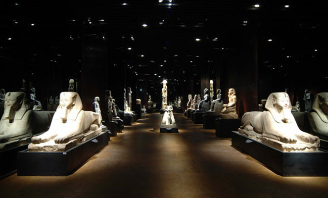 埃及博物馆旅游图片