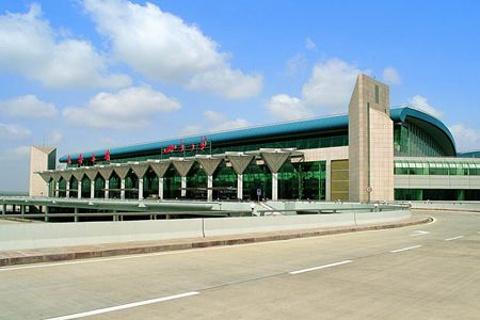 地窝堡国际机场的图片