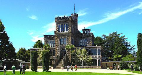 拉纳克城堡