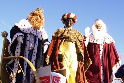 三王节(Los Reyes Magos)
