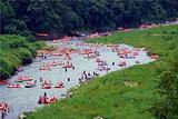 红河谷漂流