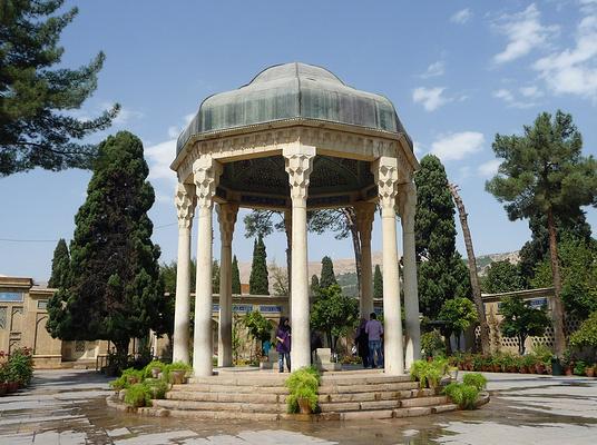 哈菲兹陵园旅游图片
