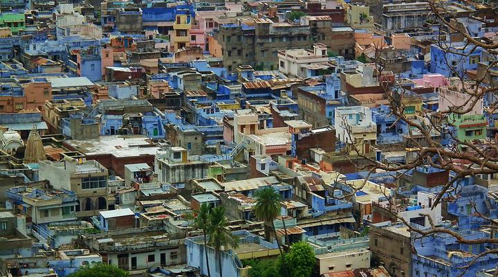 奇陶加尔的市景旅游图片