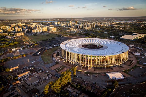 巴西利亚国家体育场旅游图片