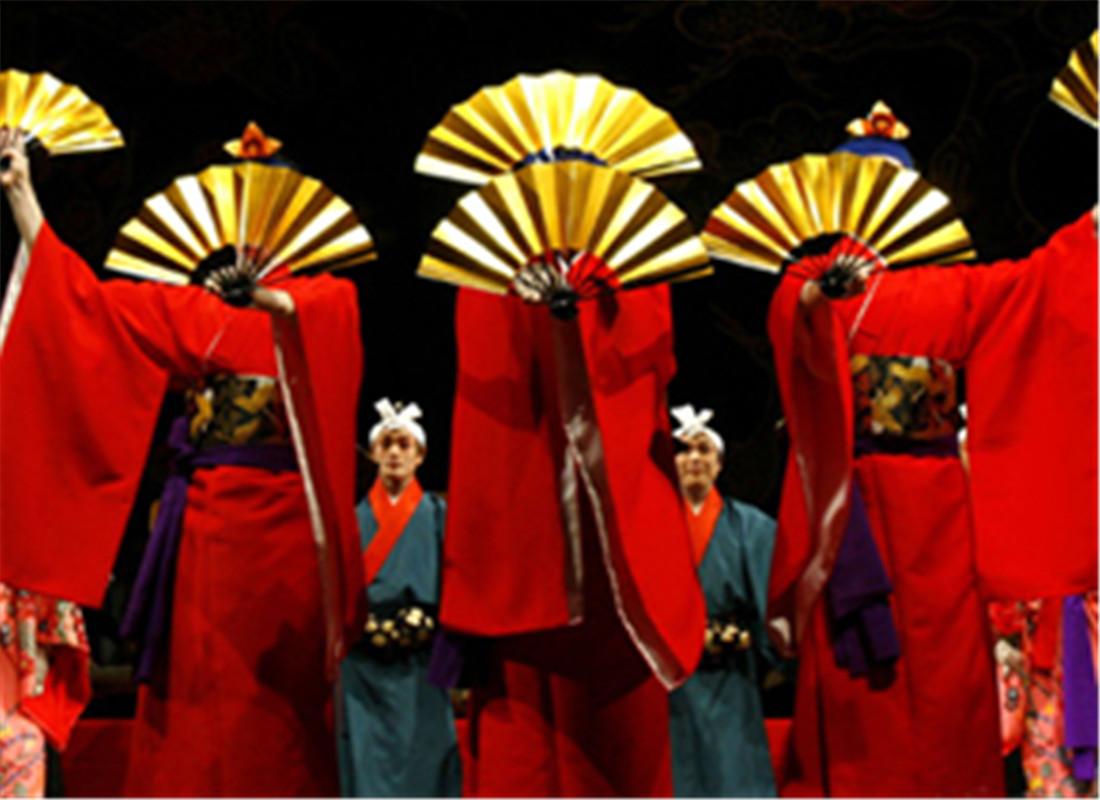 沖绳民间舞蹈节