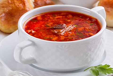 红菜汤Борщ