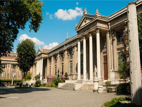 伊斯坦布尔考古博物馆旅游景点图片