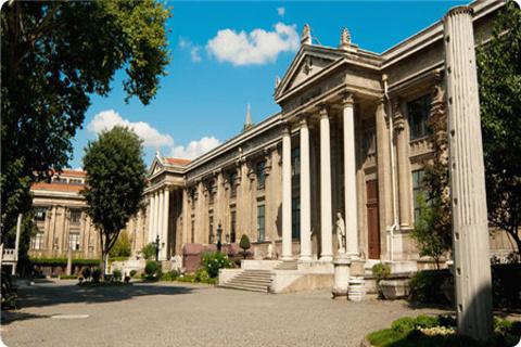 伊斯坦布尔考古博物馆的图片