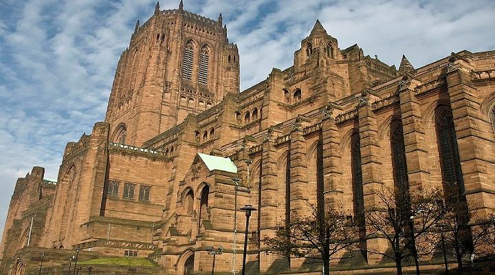利物浦大教堂旅游图片