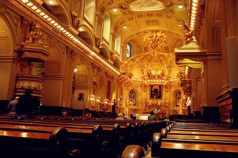 魁北克圣母大教堂
