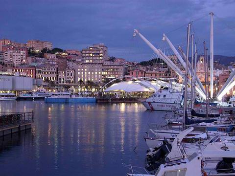 热那亚旅游图片