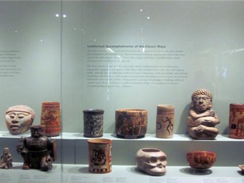 加德纳陶瓷博物馆旅游景点图片