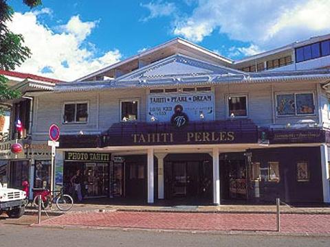 大溪地珍珠博物馆旅游景点图片