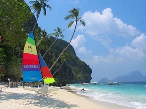 安塔鲁拉岛旅游景点图片
