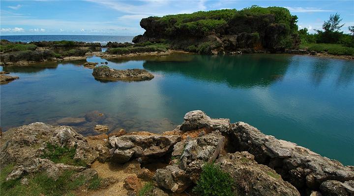 伊纳拉汉天然池旅游图片